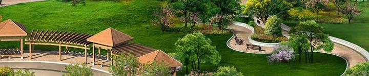 Ландшафтный дизайн любого земельного участка понимается нами, как выведение представителей растительного мира в красивом и привлекательном дизайне, и при этом немаловажную роль имеет симметричность насаждений.
